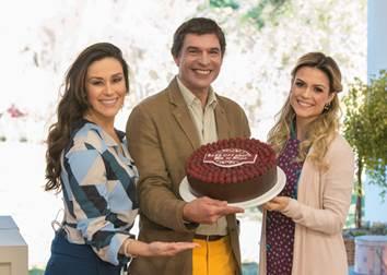 Nadja Haddad.Bake Off Brasil – Mão na Massa
