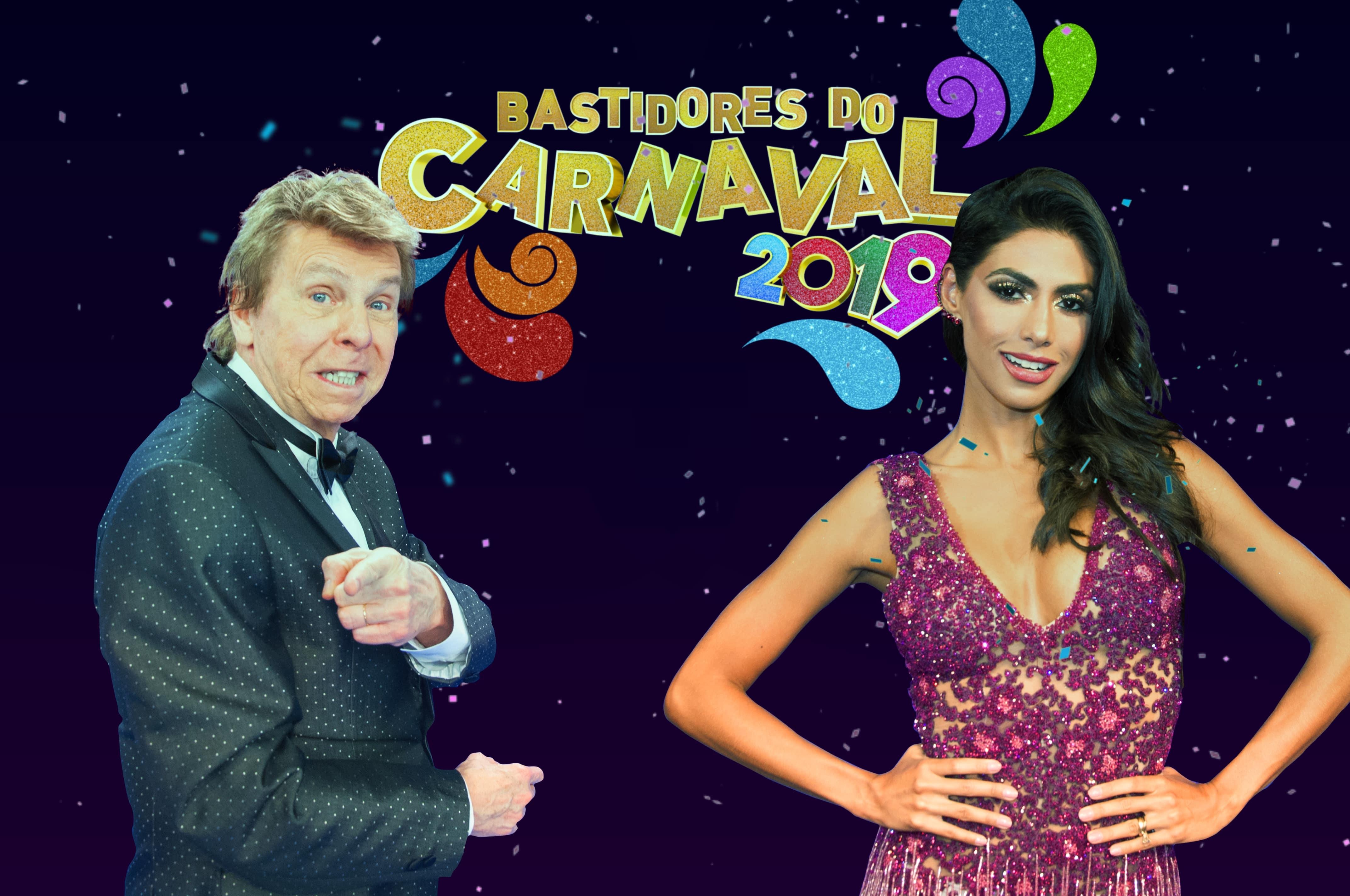 Bastidores do Carnaval