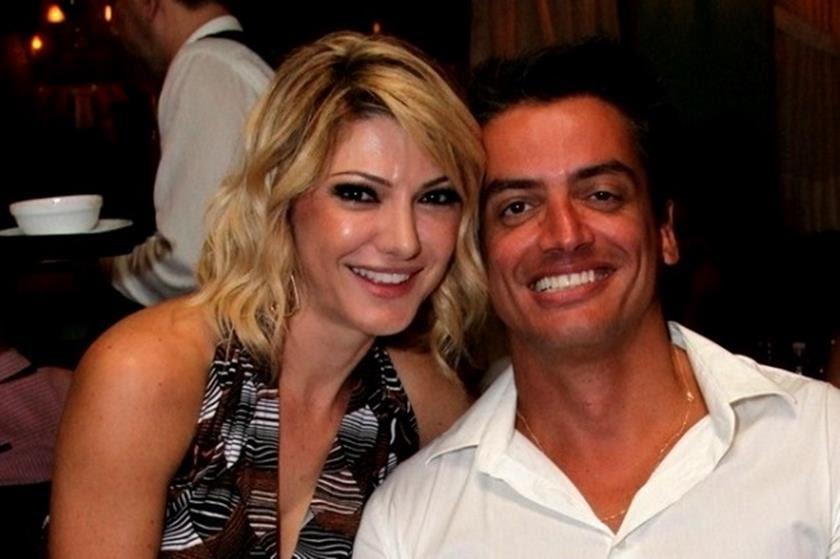 Leo Dias e Antonia Fontenelle