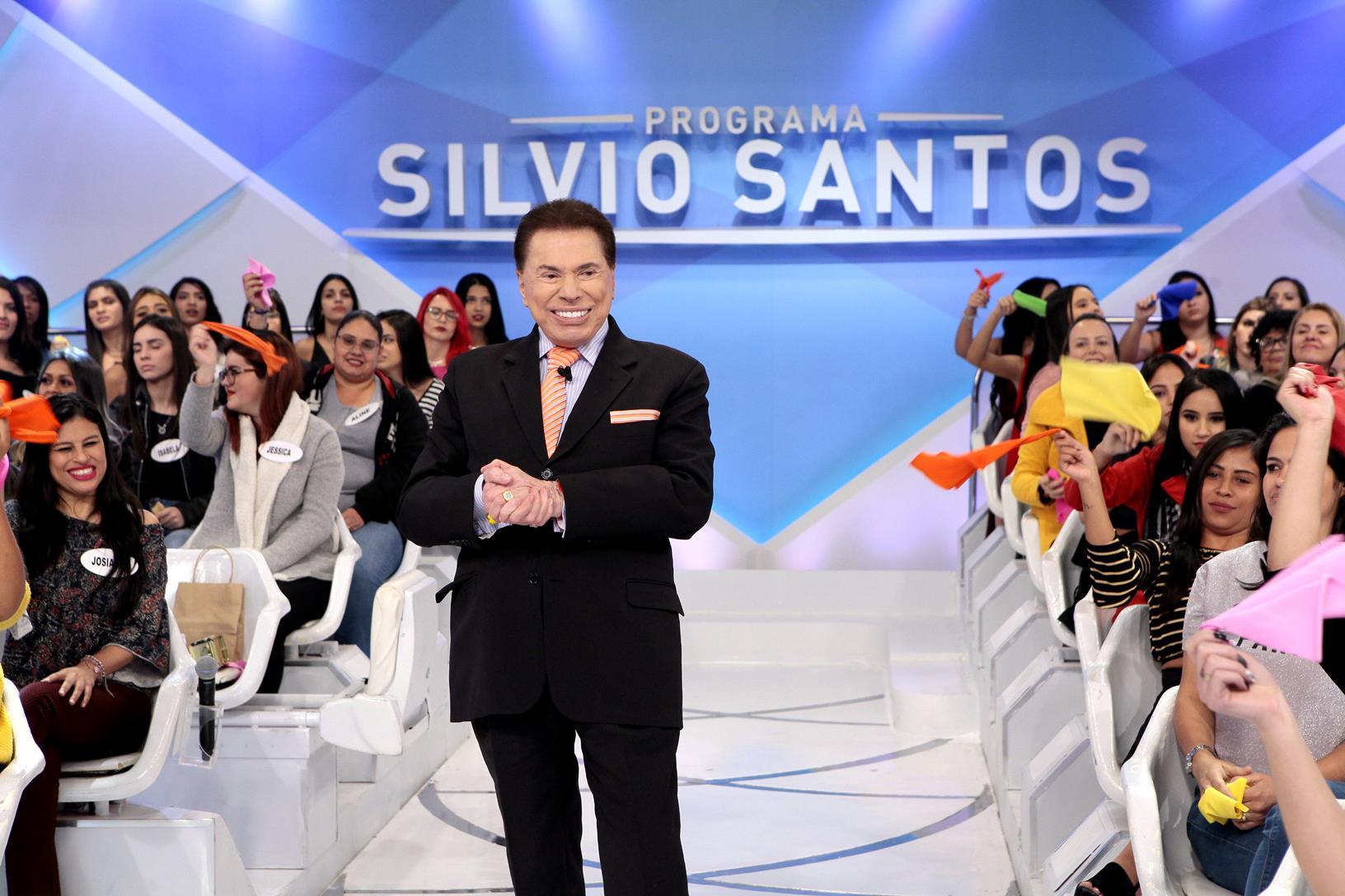 Silvio Santos _Foto Lourival Ribeiro_SBT