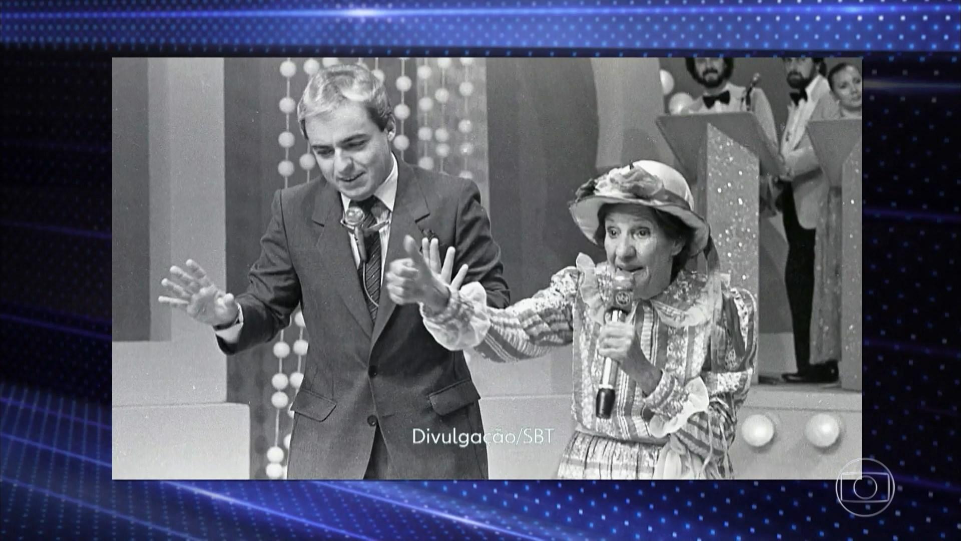 Gugu Liberato recebe homenagem na TV Globo