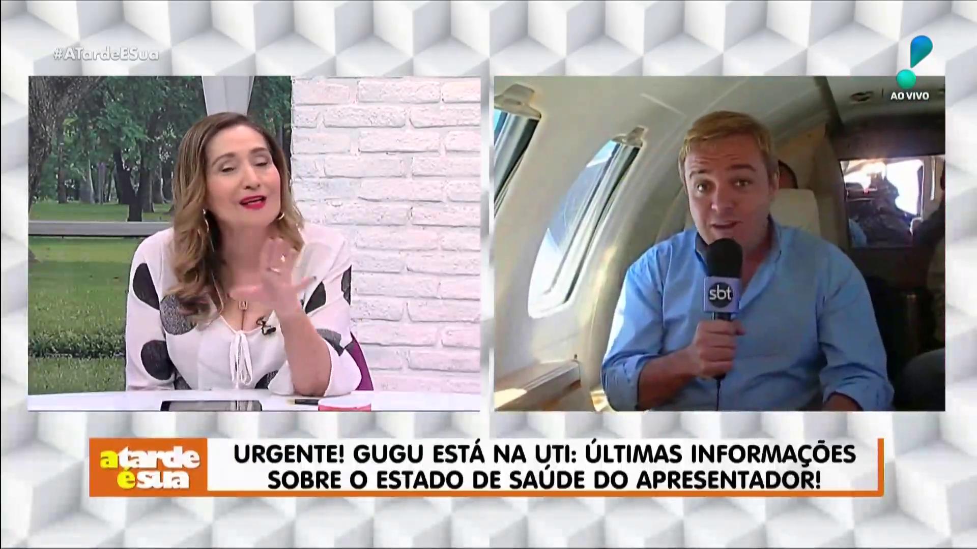 Sonia Abrão trás novas informações sobre Gugu Liberato