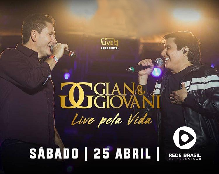 Gian e Giovani – Oficial Live