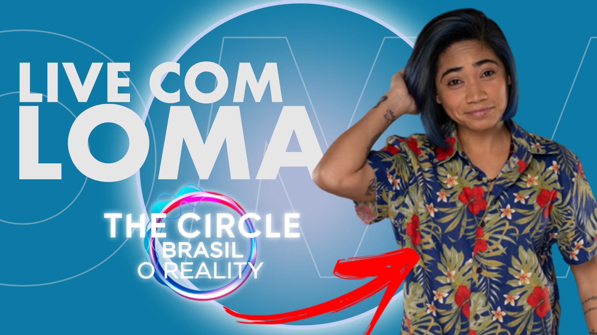 Loma conta tudo sobre o The Circle